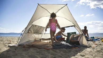 Photo of Migliori tende da spiaggia 2020