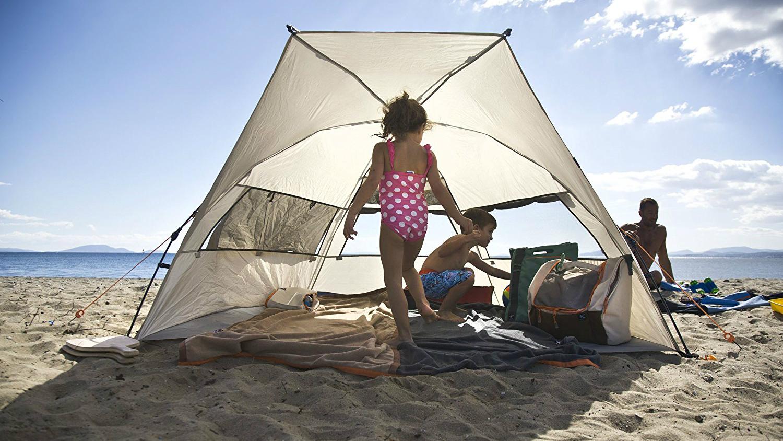 Ombrelloni Da Spiaggia Leggeri.Migliori Tende Da Spiaggia 2019 Imiglioriprodotti Com