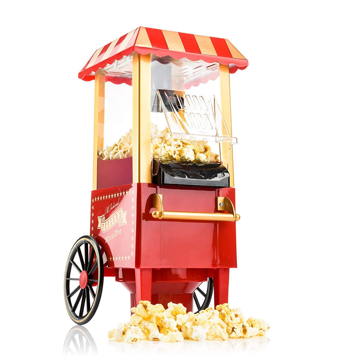 macchina pop corn professionale