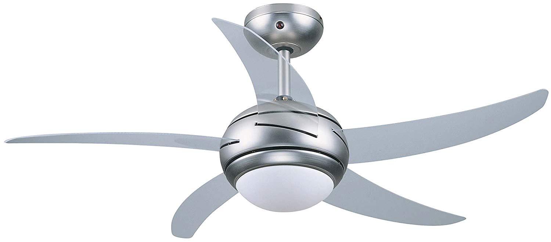 ventilatore a soffitto con luce