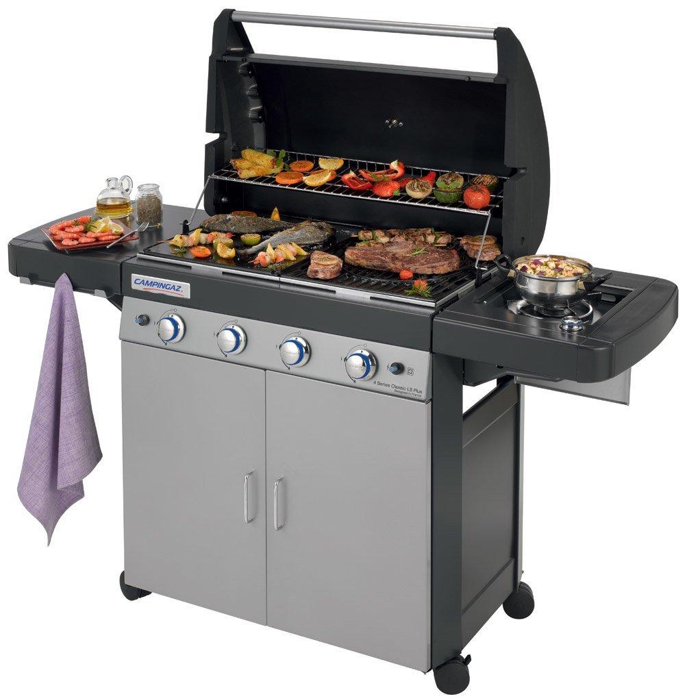 miglior barbecue a gas