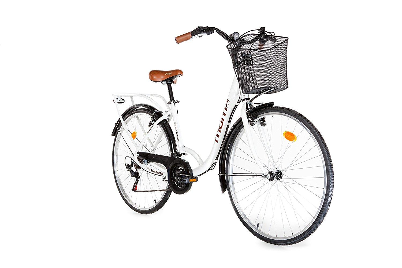 bici da passeggio uomo