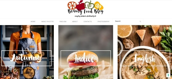Beauty Food Blog
