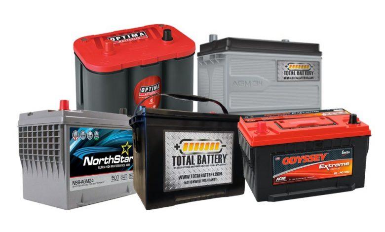 bateria auto