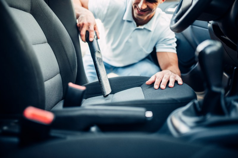 aspirapolvere per auto usa guida l'produtto