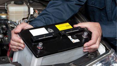 cambiare bateria dell'auto